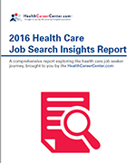 Healthcare Job Search Insights Report