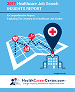 2017 Healthcare Job Search Insights Report