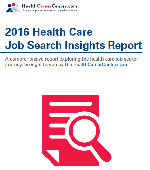 2016 Health Care Job Search Insights Report